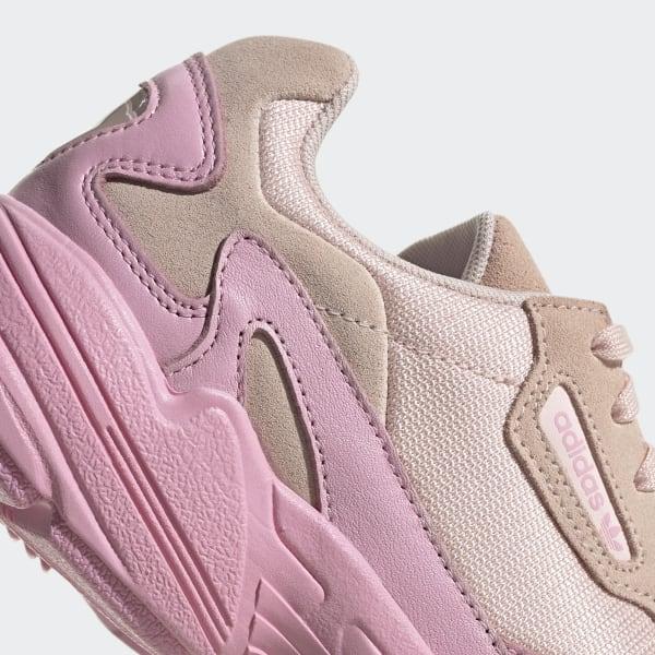 adidas falcon rosas