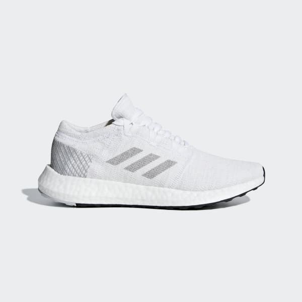 adidas Pureboost Go Shoes - White  4d25316b9
