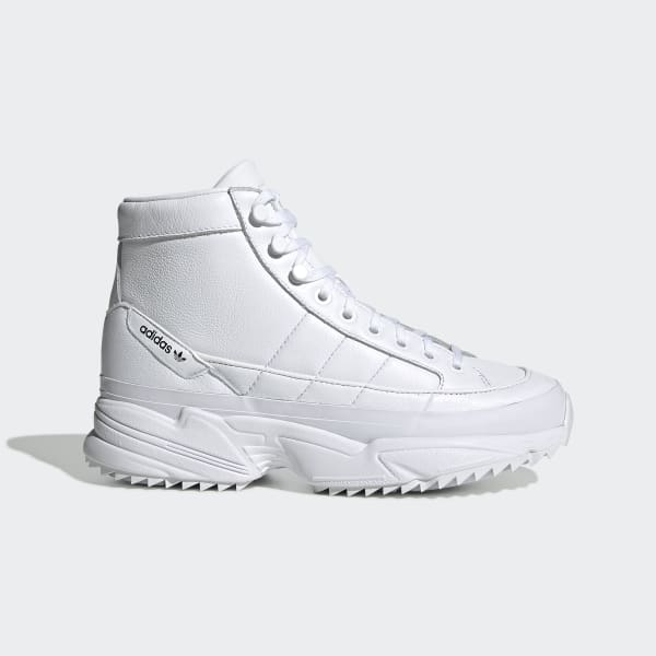 chaussure blanche adidas