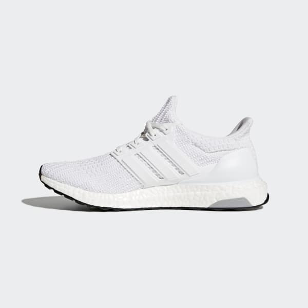 adidas Ultra Boost Running Shoes 9.5 White