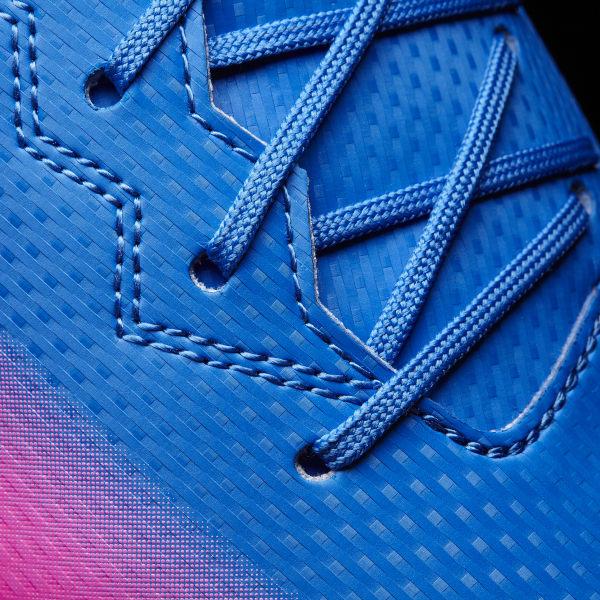 adidas Botas Messi 16.3 Pasto Sintético - Azul  fdc452c002ccf