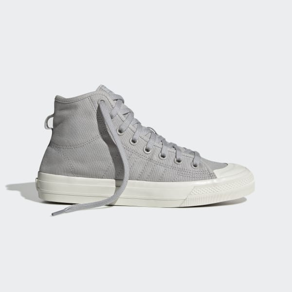 chaussures adidas nizza gris