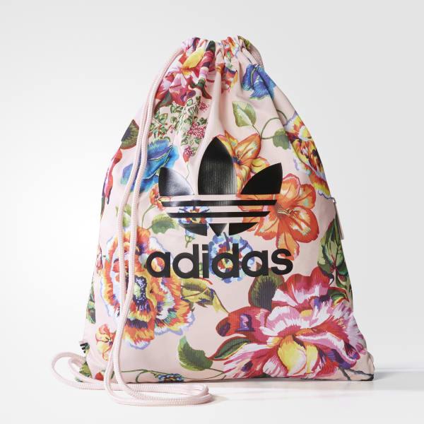 d36cf528bc99 adidas Floralita Gym Sack - Multicolor