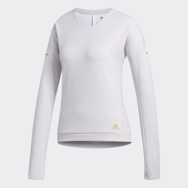 adidas Supernova Run Cru Sweatshirt Weiß | adidas Austria