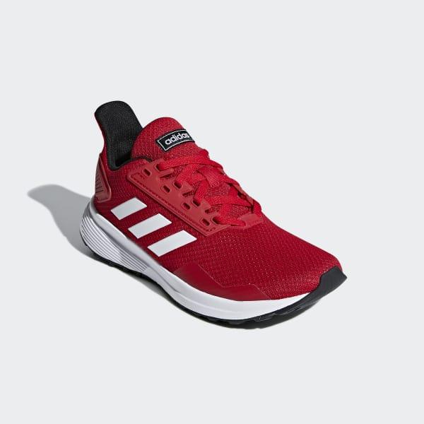 adidas Tenis DURAMO 9 K - Rojo  54faf41361f7