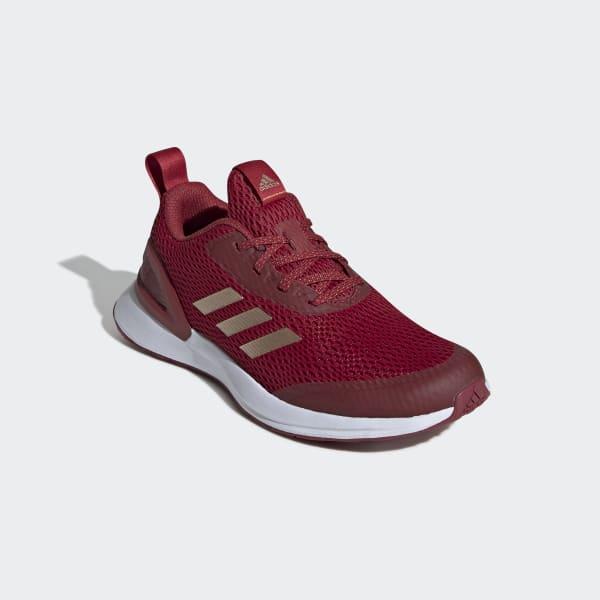 adidas RapidaRun X Shoes - Burgundy