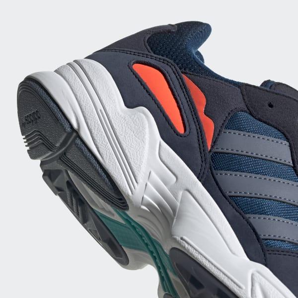 ed249f18178a21 adidas Yung-96 Shoes - Blue