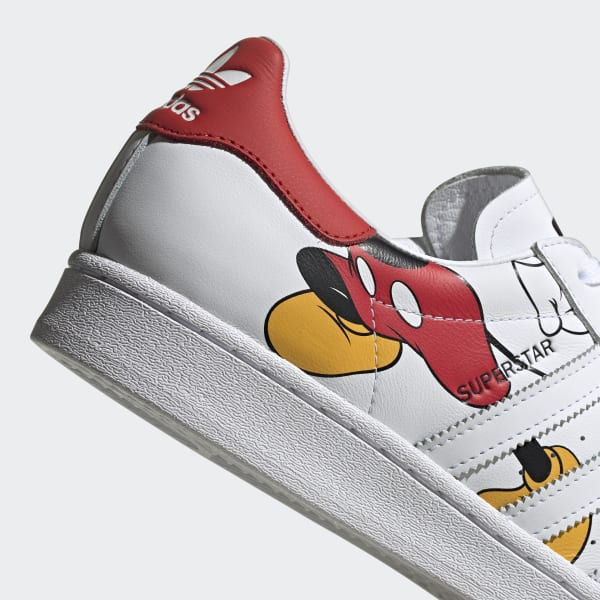 adidas Superstar Mickey Mouse Shoes