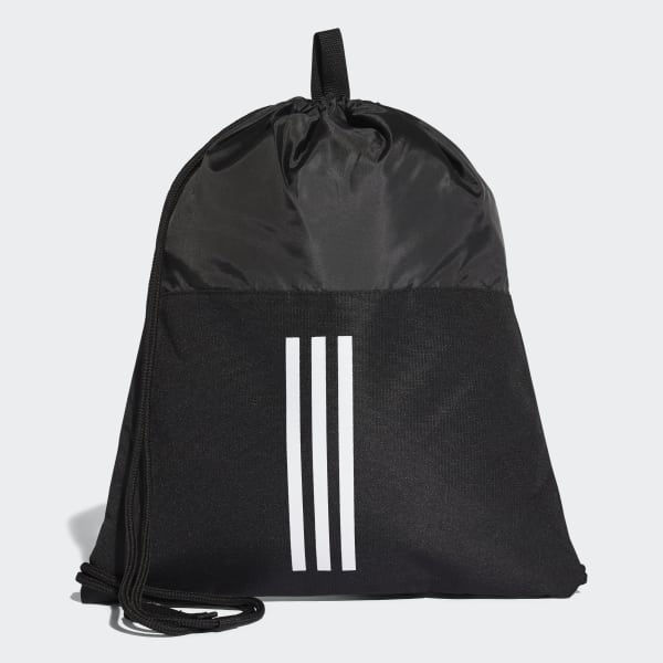 1c55893478 adidas 3-Stripes Gym Bag - Black