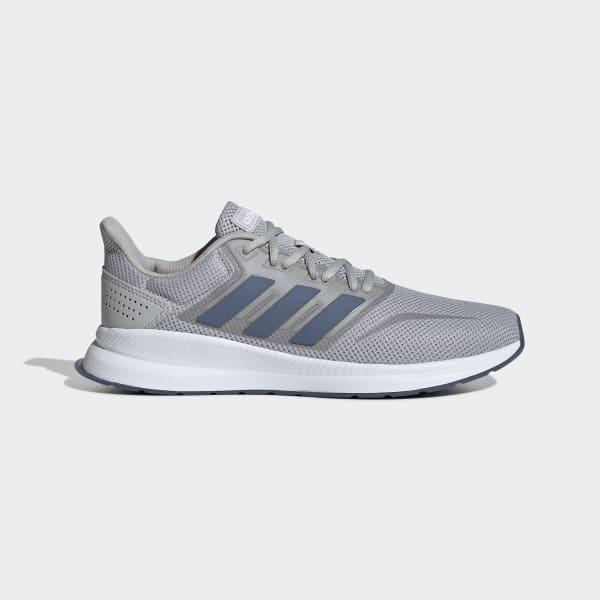 adidas Runfalcon Shoes - Grey | adidas US