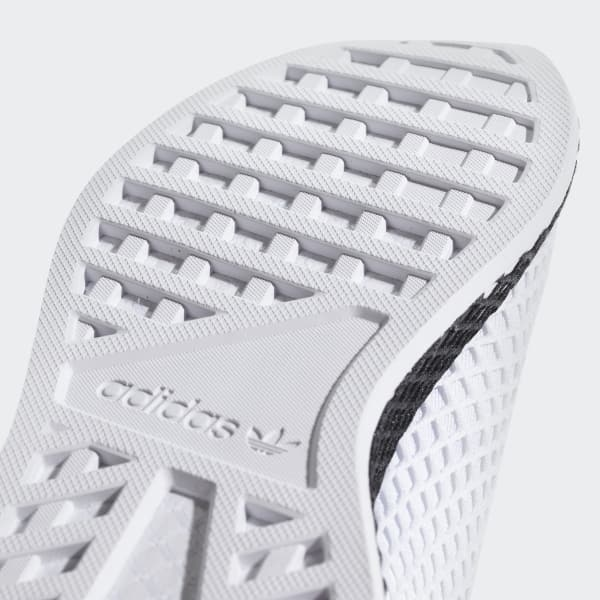 best service 76f5e 545a5 adidas Tenis Deerupt Runner - Blanco  adidas Mexico