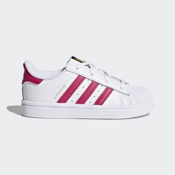 ff300d9cd0ebd adidas Superstar Shoes - White
