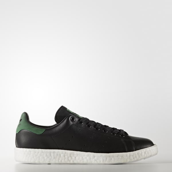 adidas Stan Smith Boost Shoes Black | adidas US
