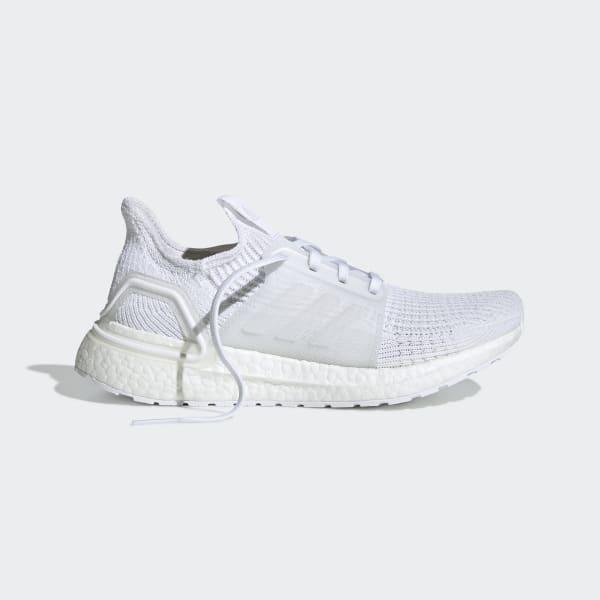Adidas Ultra Boost 19 WHITE BLACK 2019 Size UK 9 US 9.5 | eBay