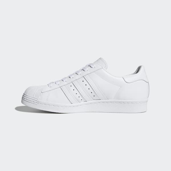 d19beefda21 Tênis Superstar 80S - Branco adidas