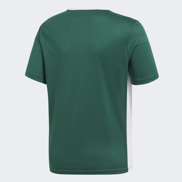 c1429409a5f61 adidas Jersey Entrada - Verde