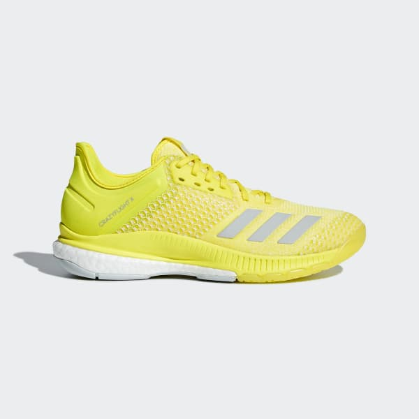 adidas Crazyflight X 2.0 Shoes - Yellow | adidas US | Tuggl