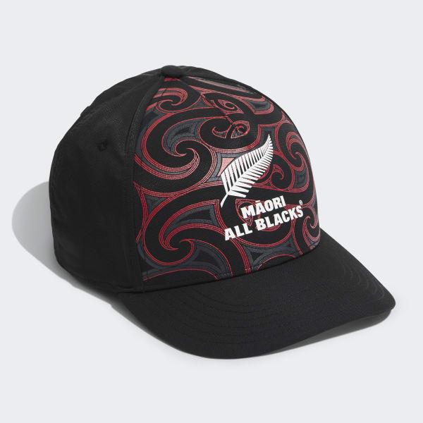 All Blacks Maori Cap