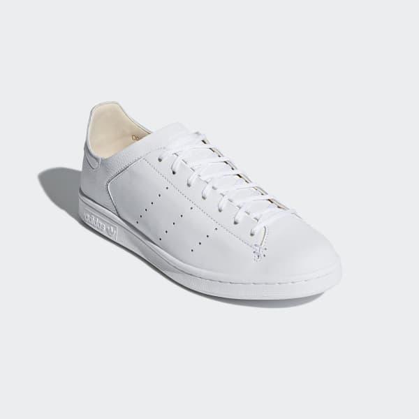 wholesale dealer 00694 39b09 ... shop adidas stan smith leather sock shoes white adidas us 371c3 630af