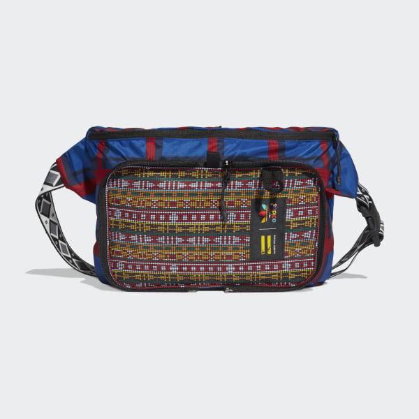 adidas Pharrell Williams Waist Bag - Multicolor  038a7d12ddb4e