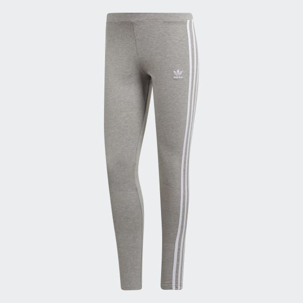5272f2f93c3 adidas 3-Stripes Tights - Grey | adidas US