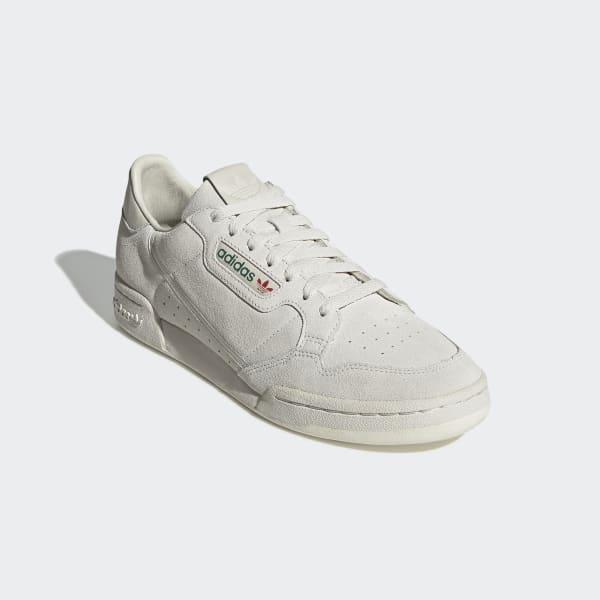 adidas continental white
