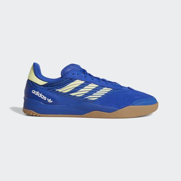 Adidas Skateboarding Copa Nationale Shoes Royal Blue