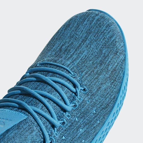 adidas Pharrell Williams Tennis Hu Shoes Blue | adidas US