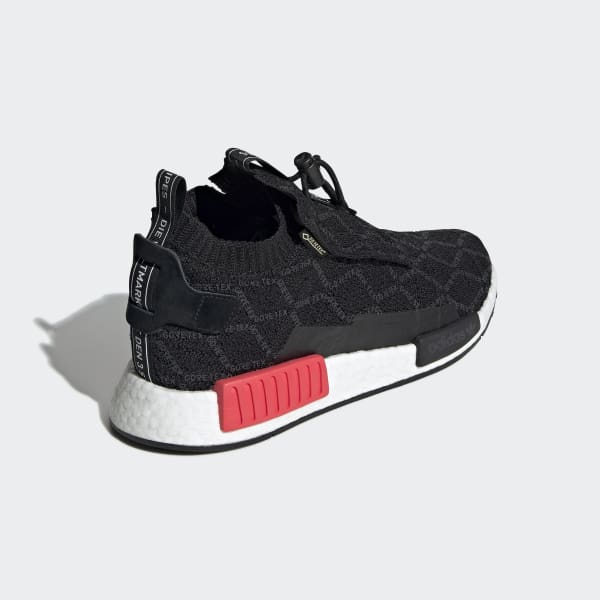 d029575ef adidas NMD TS1 Primeknit GTX Shoes - Black