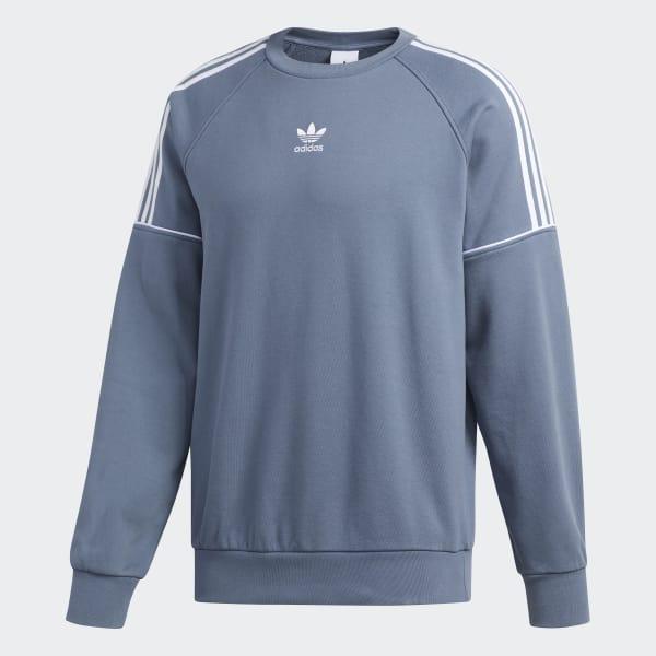14aca81b1f44 adidas Pipe Sweatshirt - Blue | adidas US