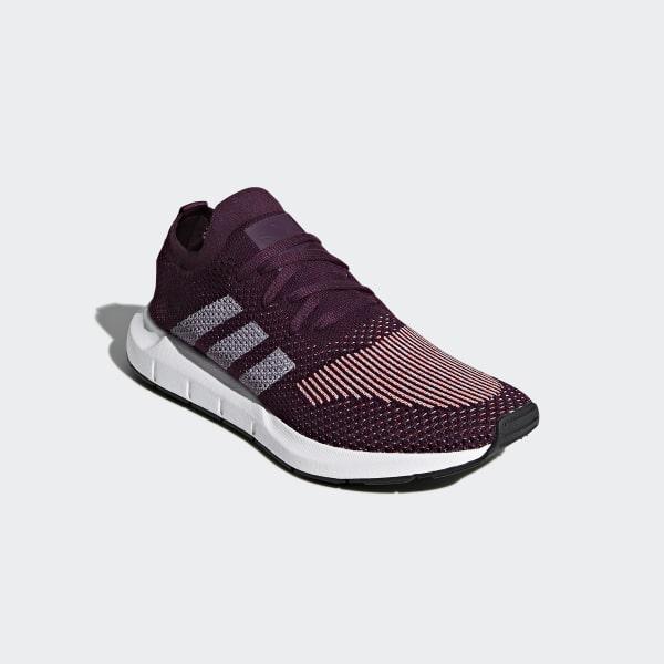 75086b7cdd96 adidas Swift Run Primeknit Shoes - Red
