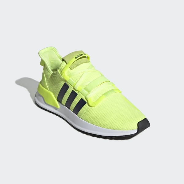 adidas U_Path Run Shoes - Yellow | adidas UK