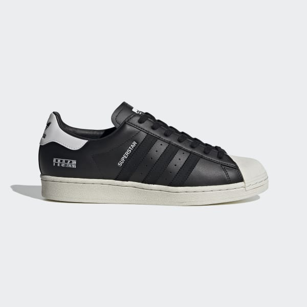 Superstar Core Black and Off White