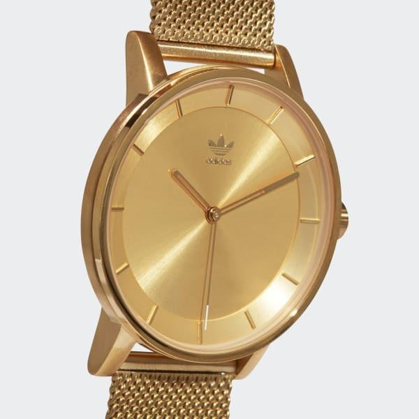 adidas DISTRICT M1 Watch - Guld  73d9d1231bf9c