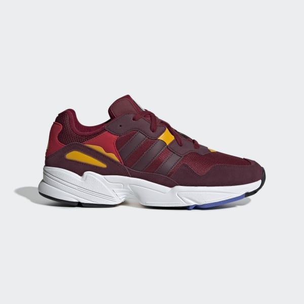 adidas Yung 96 schoenen grijs in de WeAre Shop
