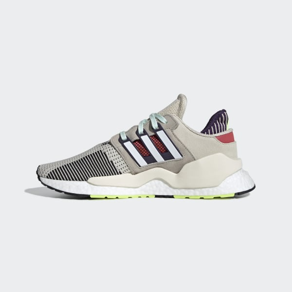 adidas Originals EQT Support 9118, Clear Brown Footwear White Off White, 13,5