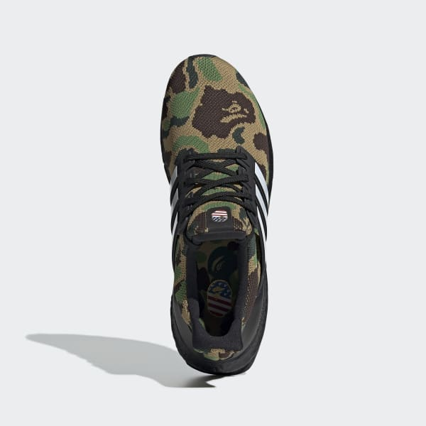 b2021f915343 adidas Ultraboost BAPE Shoes - Black