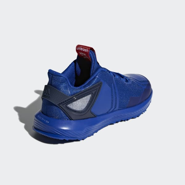 6956d12c42a877 adidas RapidaRun Spider-Man Shoes - Blue