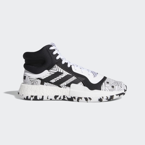 adidas Marquee Boost Shoes - Black