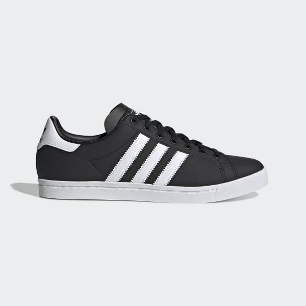 adidas Coast Star Shoes - Black