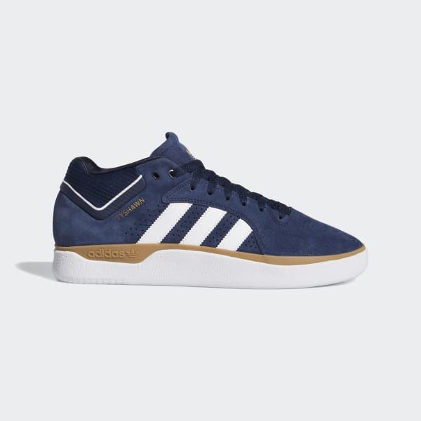 adidas Tyshawn Shoes - Blue | adidas US