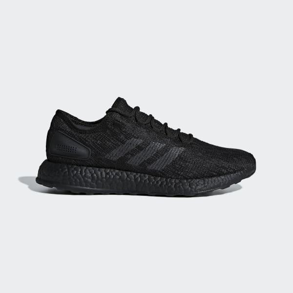new arrival 46555 10b06 adidas Pureboost Shoes - Black   adidas US