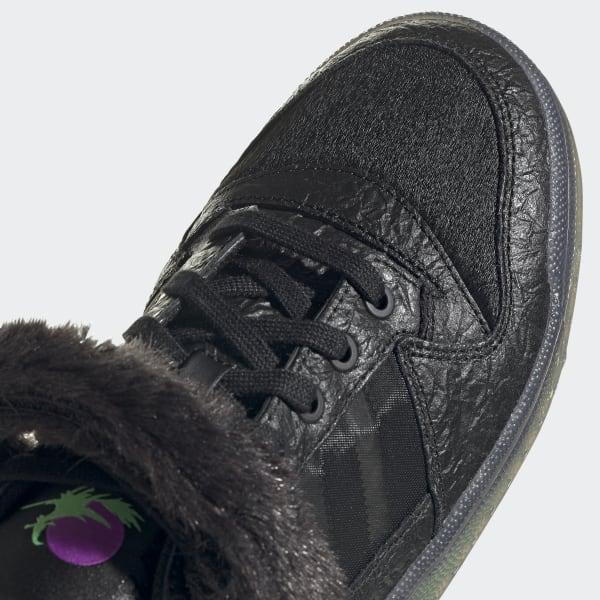 adidas Forum Low Shoes - Black   adidas