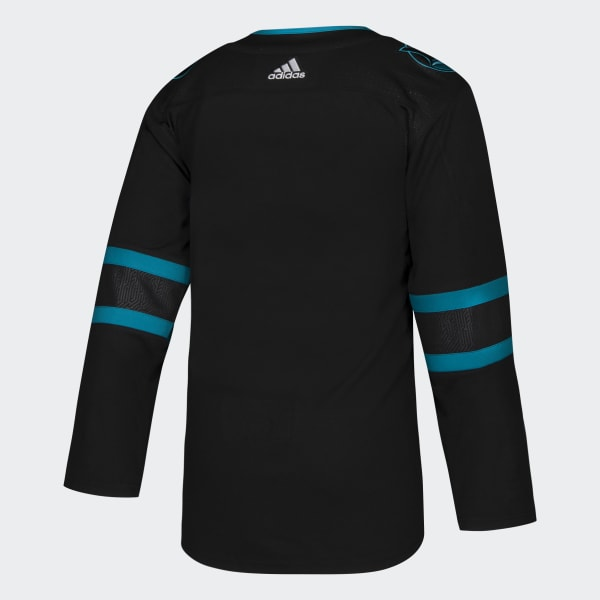 Sharks Alternate Authentic Jersey