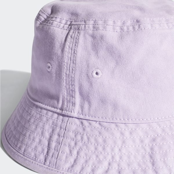 Gorro adicolor Bucket - Violeta adidas  72426625ab3