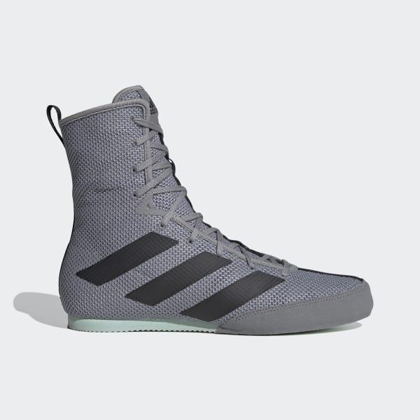 adidas Box Hog 3 Shoes - Grey   adidas US