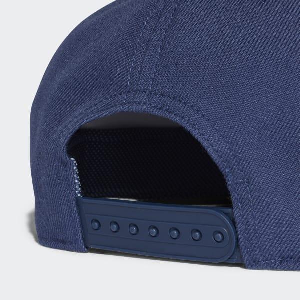1f6177a73d56a adidas Gorra H90 Logo - NOBLE INDIGO S18