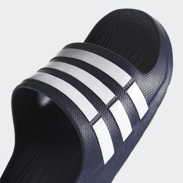 adidas Duramo Slides - Blue | adidas US