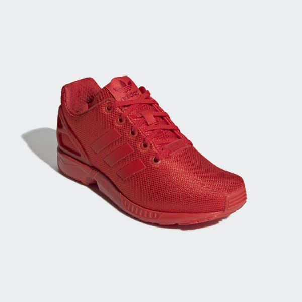 hoy Respeto a ti mismo Siesta  adidas ZX Flux Shoes - Red | adidas US