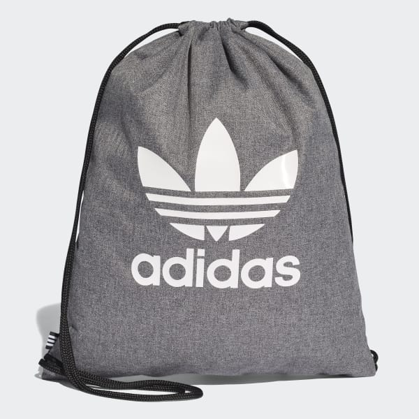 89bcfcc0039d adidas Gym Sack - Grey